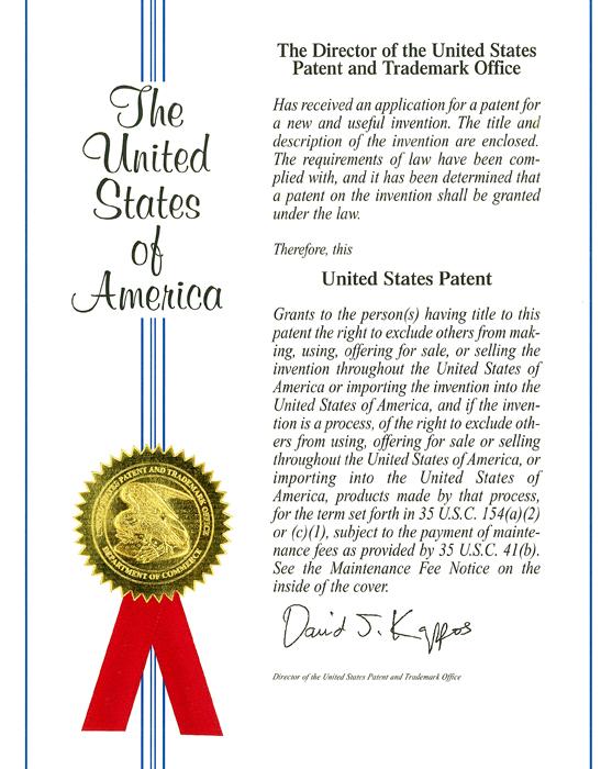 harvester-patent-seal