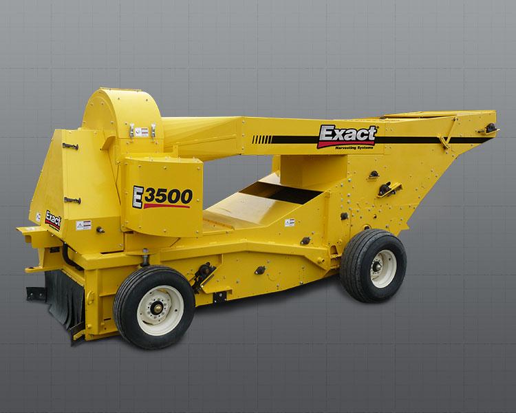 Exact E-3500 Harvester