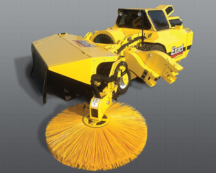 Exact E-1155 Sweeper