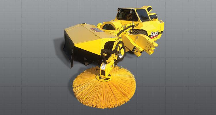 Exact Corp Sweepers