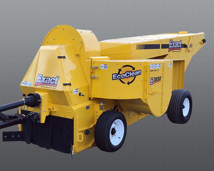 Exact E-3800 Harvester